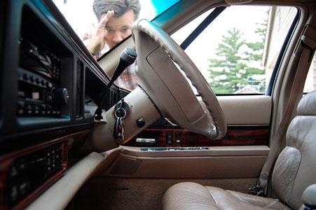 Вскрытие дверей автомобиля 2